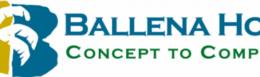 Ballena Homes logo | Costa Pacific LIVING