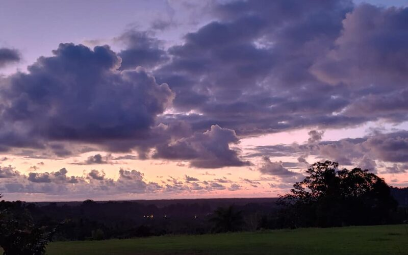 sky in costa rica
