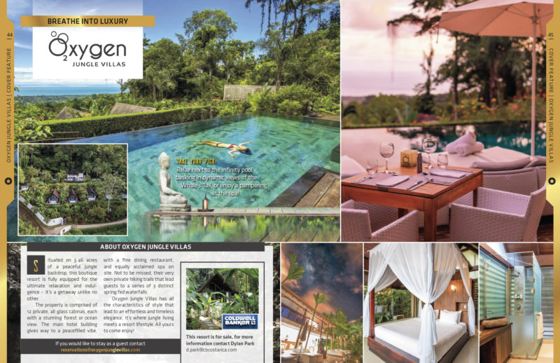 Coldwell Banker Oxygen Costa Rica real estate | Costa Pacific LIVING