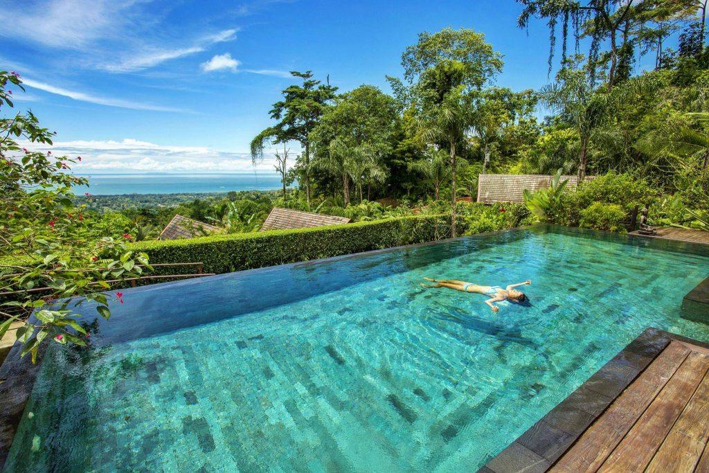 Oxygen Jungle Villas Uvita Costa Rica ocean view pool | Costa Pacifica LIVING