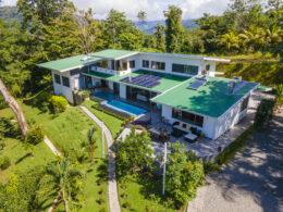 For Sale Mir A Lago Villa View Dominical Costa Rica | Costa Pacifica LIVING