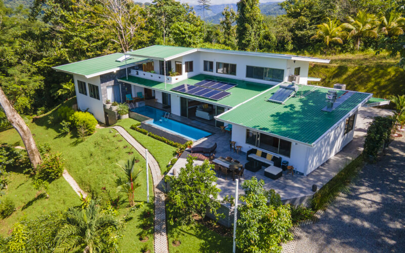 For Sale Mir A Lago Villa View Dominical Costa Rica | Costa Pacifica LIVING