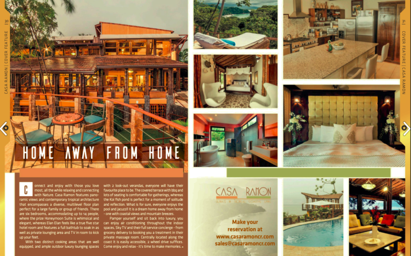 Casa Ramon Edition 14 Cover Feature Costa Pacifica LIVING