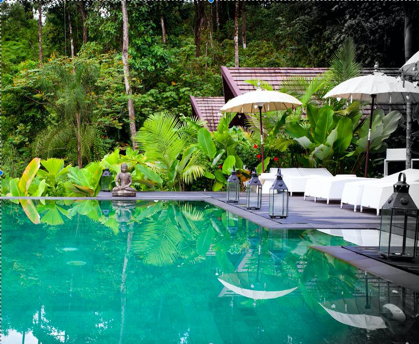 Oxygen Jungle Villas Uvita Costa Rica Pool | Costa Pacifica Living