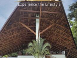 Cover: Building Dreams - Costa Pacifica LIVING magazine Costa Rica
