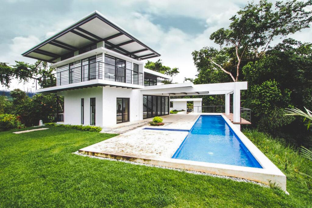 Casa Ceilo de Osa - Architectura Proponiendo Ideas en el Sur