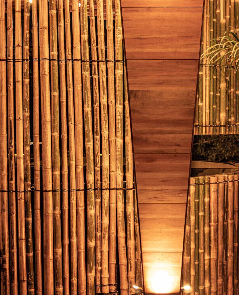 Bamboo detailing - Architectura Proponiendo Ideas en el Sur