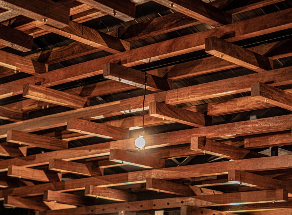 Wood detailing - Architectura Proponiendo Ideas en el Sur
