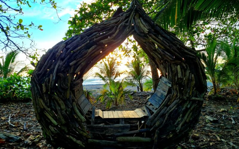 Playa Dominical, Costa Rica - Photo by Keith Sales